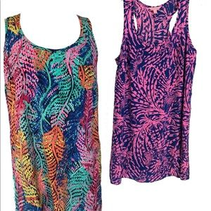 Two Lilly Pulitzer Dresses  1 is NWT